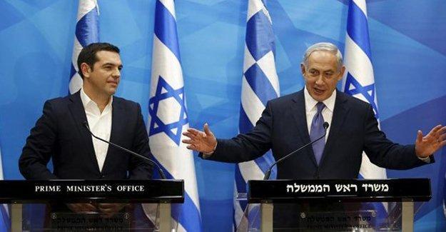Yunanistan ve İsrail'den Türkiye'ye mesaj
