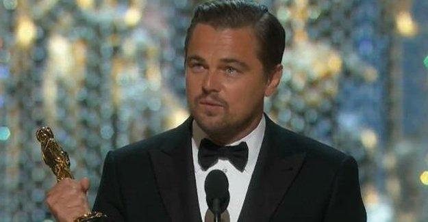 Leonardo DiCaprio sonunda başardı