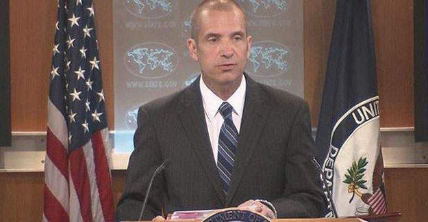 ABD: Türkiye top atışlarını durdurmalı