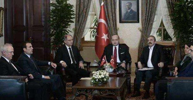 Erdoğan: Ne Dolmabahçe Mutabakatı? Nereden çıkmış böyle bir şey?