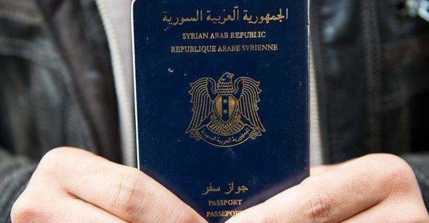 Almanya'dan IŞİD pasaportlarına önlem