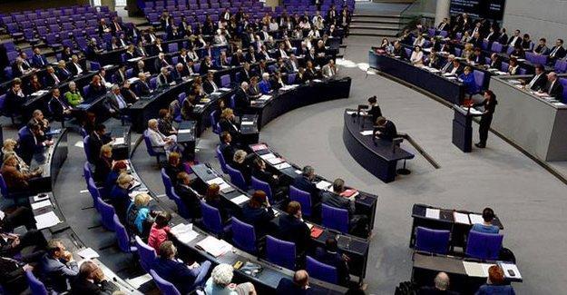 Almanya Federal Meclisi, bugün Ermeni Soykırımı'nı tartışacak