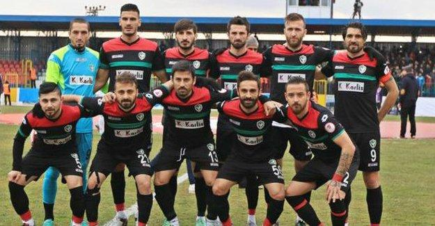 Amedspor: Fenerbahçe maçını Urfa'da seyircili oynayalım