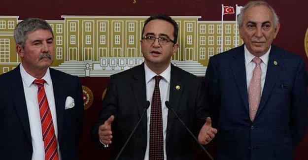 Anayasa Komisyonu'ndan ayrılan CHP'den açıklama