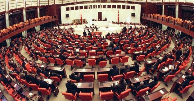 Anayasa Uzlaşma Komisyonu'nun son bulduğu açıklandı