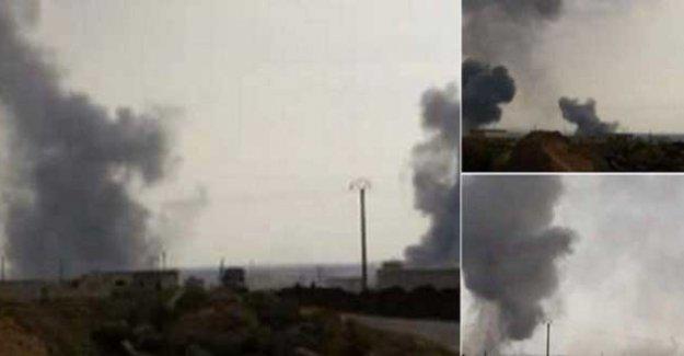 ANHA: Türkiye'yle eş zamanlı El Nusra ve Ahrar El Şam da Kürt güçlerine saldırıyor