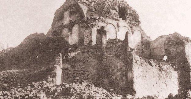 Ankara'daki  Aziz Klemens Kilisesi yok oluyor