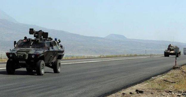 Antep'te 'özel güvenlik bölgesi' uygulaması