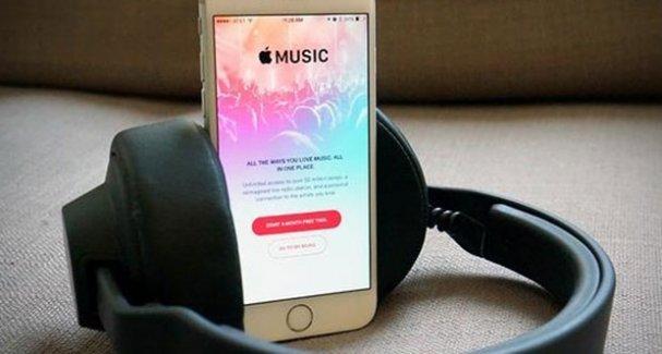 """""""Apple Music"""" Türkiye'de yayına başladı"""