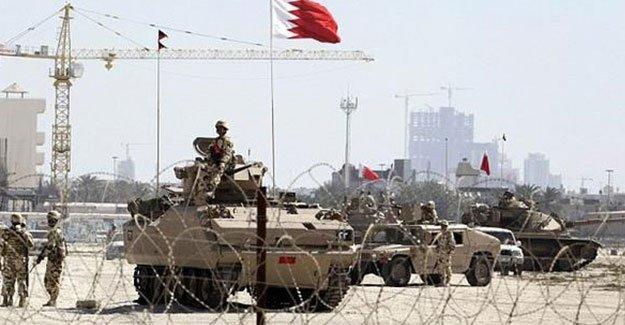 Arabistan'dan sonra Bahreyn de açıkladı