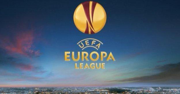 UEFA Avrupa Ligi'nde dün gecenin toplu sonuçları