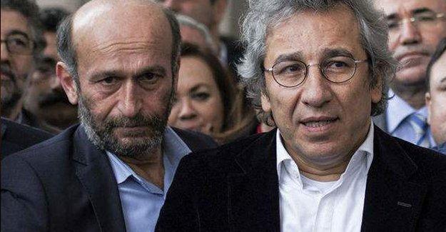 MİT TIR'ları davasında Dündar, Gül ve Berberoğlu için istenen ceza belli oldu