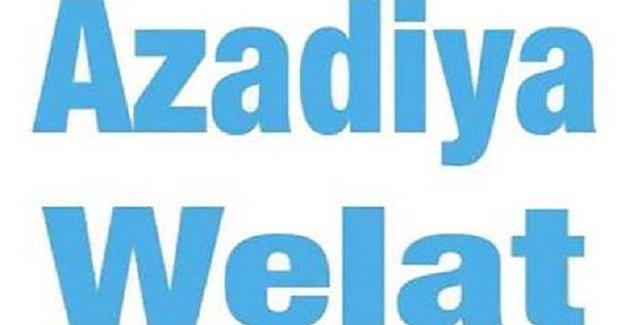 Azadiya Welat: Rohat'ın akıbetinden AKP sorumlu