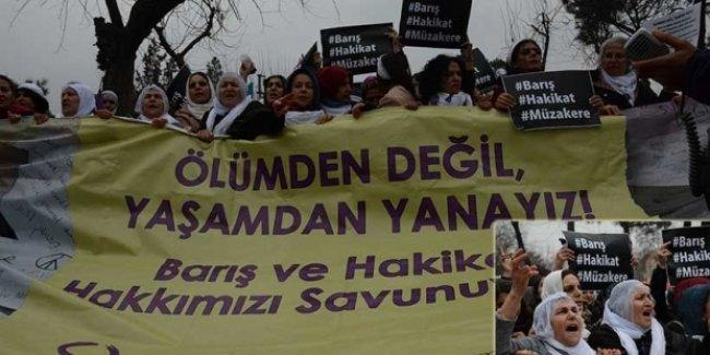Barış İçin Kadın Girişimi: Susma haykır barışa ses ver