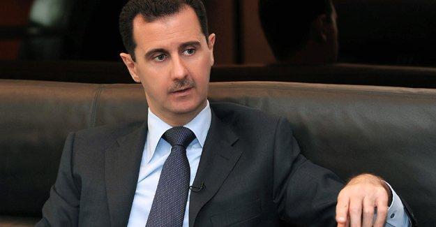 Beşar Esad: Türkiye ve Suudi Arabistan 2 yıldır Suriye'ye girmeye çalışıyor