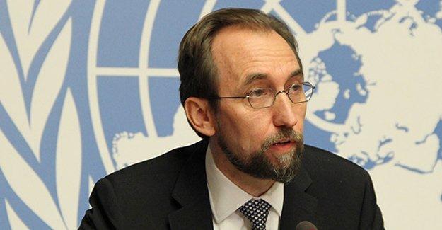 BM'den Türkiye'ye uyarı: Doğu'da sivillere şiddet kullanılıyor