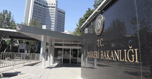 BMGK daimi üyelerinin büyükelçileri Dışişleri'ne çağrıldı