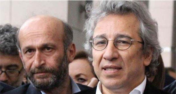 Can Dündar ve Gül iddianamesi kabul edildi