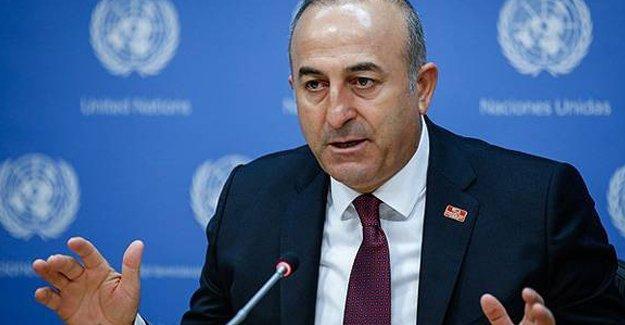 Çavuşoğlu: Suriye'ye kara operasyonu yok