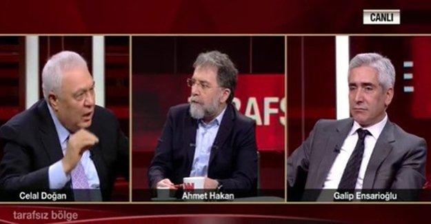 Celal Doğan'dan Ahmet Hakan'a: PKK'yi sordun, cevap verdi, ölümüne mal oldu