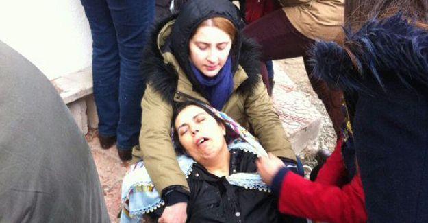 Cerattepe yürüşüne polis saldırısı: Yaralılar var