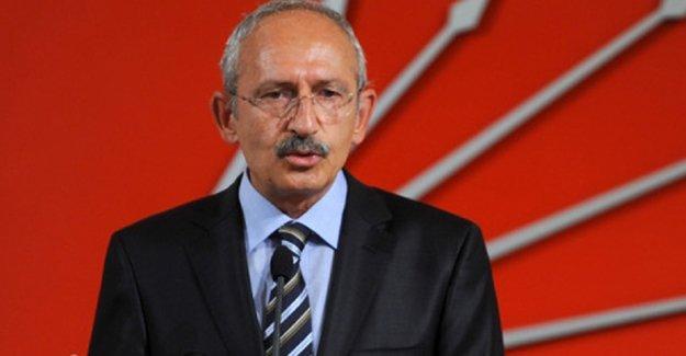 Kılıçdaroğlu'ndan Başbakan'a 'dokunulmazlık' çağrısı