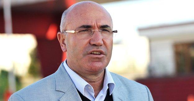 CHP'li Mahmut Tanal, Erdoğan hakkında suç duyurusunda bulundu