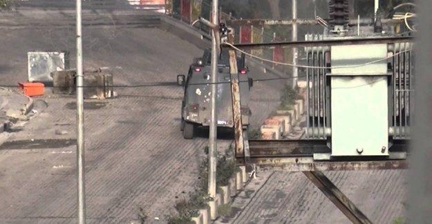 Cizre'de karakola saldırı: 1 asker yaşamını yitirdi