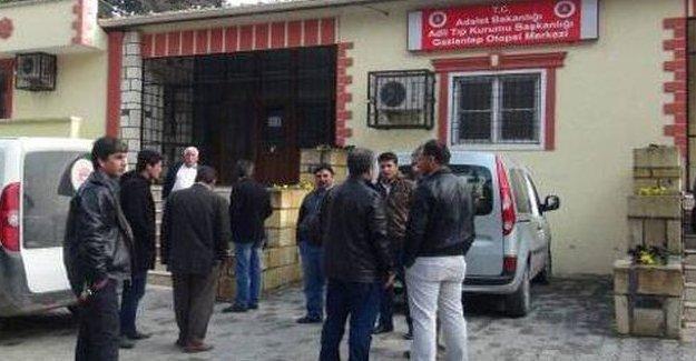 Cizre'den Antep'e getirilen 9 cenazenin kimliği belirlendi