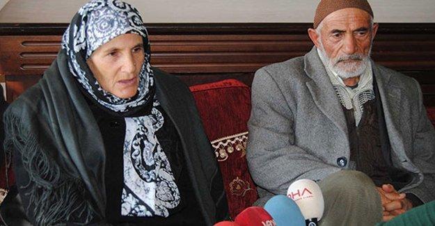 Cizre'de ambulans bekleyen oğlu için İHD'ye başvurdu