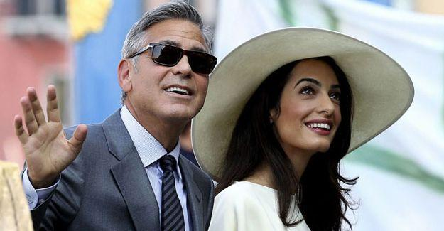 Clooney çifti 24 Nisan'da Ermenistan'da olacak