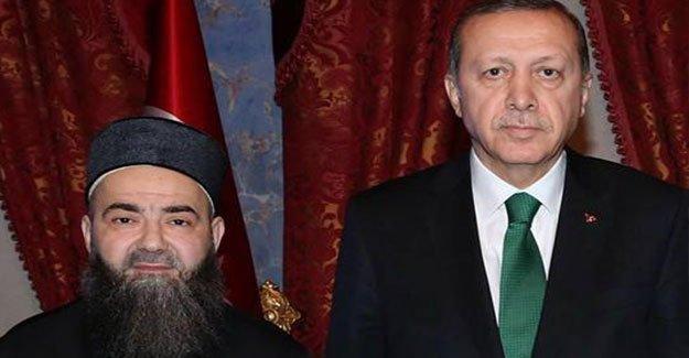 Cumhurbaşkanı, Cübbeli Ahmet Hoca ile görüştü