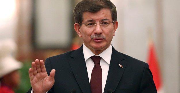 Başbakan Ahmet Davutoğlu Sur'da