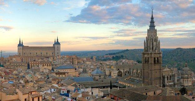 Davutoğlu'nun Sur için örnek gösterdiği Toledo, özerk bölgenin başkenti