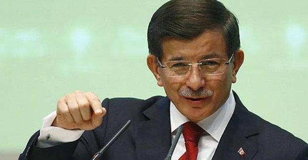 Davutoğlu'ndan CHP'ye çağrı