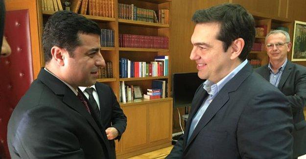 Demirtaş: IŞİD devlet kursa ilk tanıyacak başbakan Davutoğlu olur