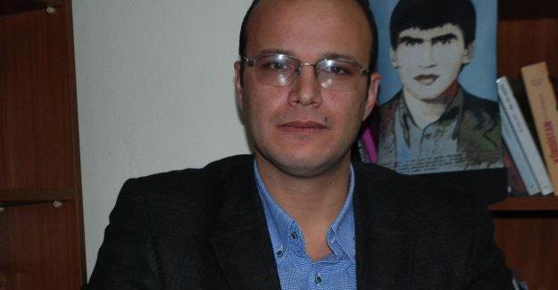 Demokratik Modernite'nin yazı işleri müdürü Mehmet Sezgin gözaltına alındı