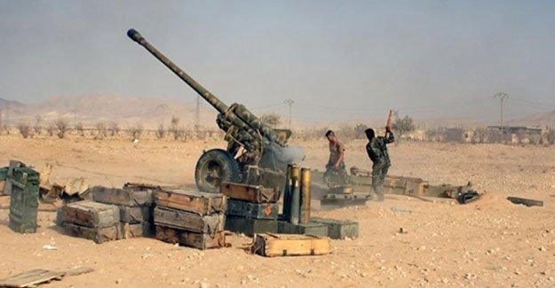 Demokratik Suriye Güçleri'nden IŞİD'e büyük vurgun