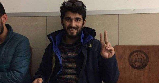 DİHA muhabiri Feyyaz İmrak tutuklandı
