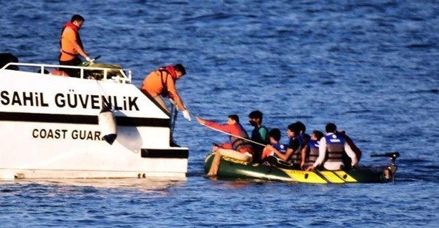 AB-Türkiye anlaşması mütecileri durdurmadı