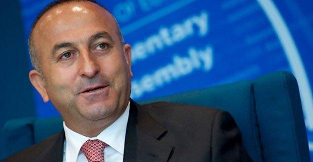 Dışişleri Bakanı Çavuşoğlu Suriye'ye yönelik kara harekatı ile ilgili konuştu