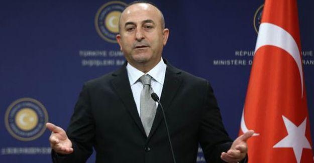 Dışişleri Bakanı Çavuşoğlu'ndan Ankara saldırısı açıklaması