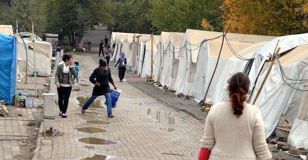 Diyarbakır Barosu: Ezidi sığınmacılara ayrımcılık yapılıyor