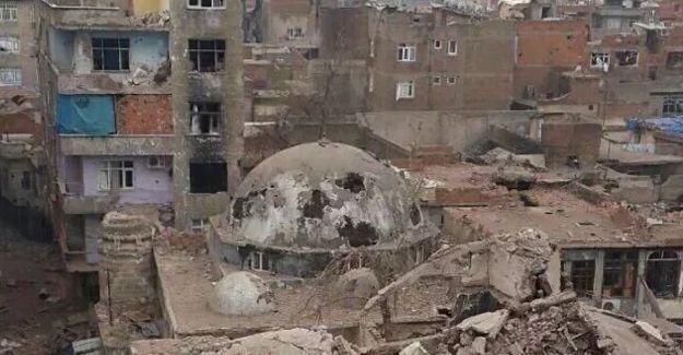 Diyarbakır Valiliği'nden Sur'da mahsur kalan sivillerin tahliyesine dair açıklama geldi