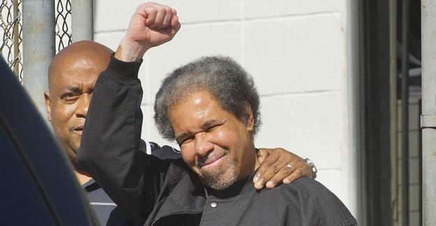 Dünyanın en uzun tecritte tutulan mahkumu artık serbest