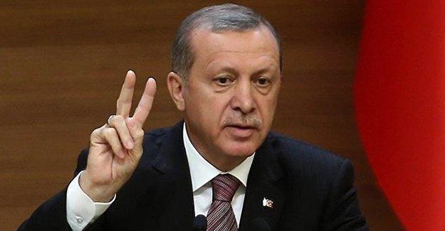 Erdoğan, ABD'yi yalan söylemekle suçladı