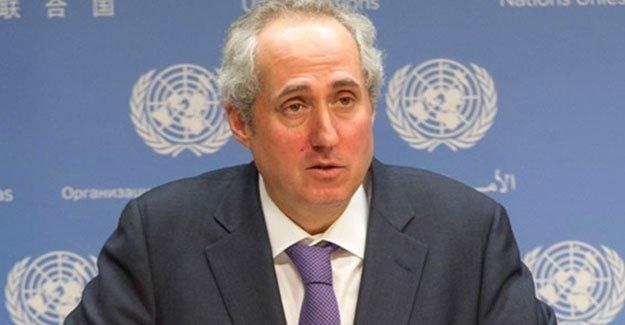 """Erdoğan'ın """"Sen ne işe yarıyorsun?"""" sorusuyla ilgili BM'den açıklama"""