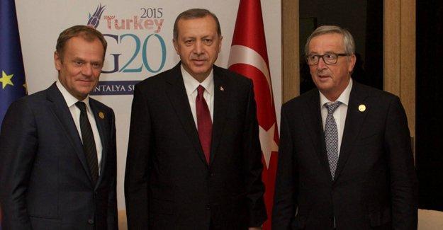 Erdoğan: İstediğimiz parayı vermezseniz mültecileri otobüslere doldurur yollarız