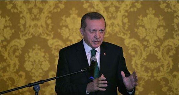 Cumhurbaşkanı'ndan DİSK Genel Kurulu'ndaki protestolar nedeniyle suç duyurusu