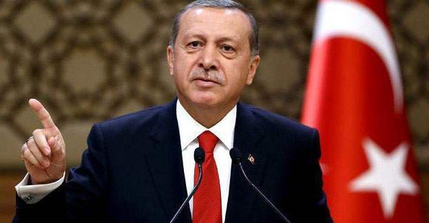 Erdoğan: Türkiye insanlığın onurunu kurtarmıştır